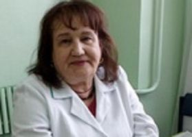 Курьян Антонина Васильевна, семейный врач фото