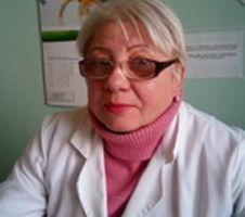 Кривошей Олена Володимирівна, сімейний лікар - фото 1