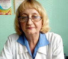 Береславська Надія Петрівна, сімейний лікар фото