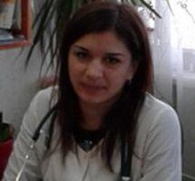 Пінчук Алла Олексіївна, лікар-педіатр дільничний фото