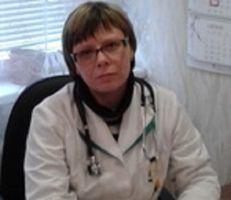 Дзюба Олена Володимирівна, лікар-педіатр дільничний фото