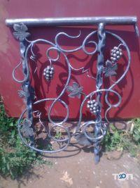 Художественная ковка и металлоконструкции - фото 10