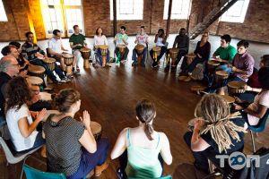 Школа Етнічних Барабанів, навчання - фото 1