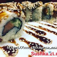 Sushka, служба доставки їжі - фото 16