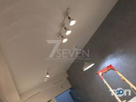 Seven Steli, натяжні стелі - фото 10