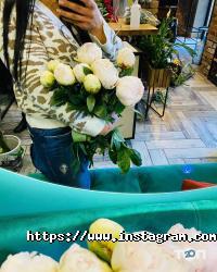 Цветочная кофейня - фото 20