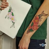 Sacred Lotus Tattoo Studiо, тату салон - фото 4