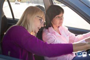 Автоледі, центр водійської майстерності - фото 10