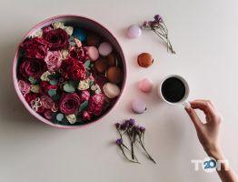Sparkle, букети з фруктів - фото 6