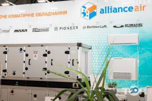 Альянс Эйр, климатическое оборудование и системы вентиляции фото