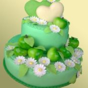 American Wedding Desing, торти в американському стилі - фото 3