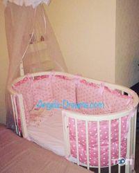 Angels Dreams, виробник дитячих меблів - фото 54