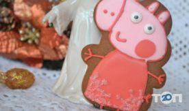 LarBas, авторське імбирне печиво Лори Григорук - фото 1