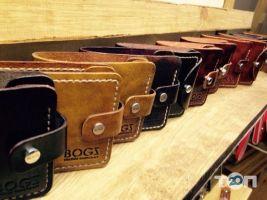 BOGZ, гаманці ручної роботи - фото 4