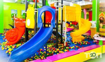 """Дитячий парк святкування днів народжень """"Пісочниця"""" - фото 1"""