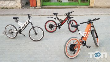 E-Kross Bikes, електровелосипеди - фото 3