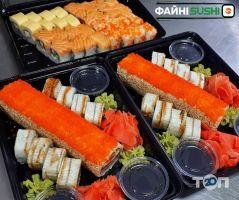 Файні суші, доставка суші - фото 1