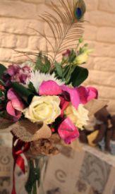 Флористичний дизайн, студія квітів - фото 1