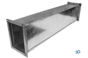 Проектування і монтаж систем вентиляції та кондиціонерів - фото 7