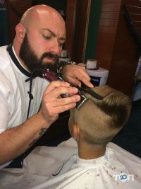 Frisor barbershop -Барбер Олександр Волков