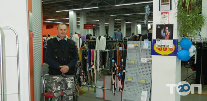 Гіпермаркет одягу і взуття з Європи, сток і секонд-хенд - фото 3