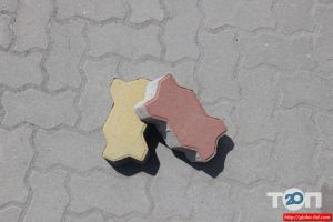 Globo-Ltd, тротуарна плитка - фото 2