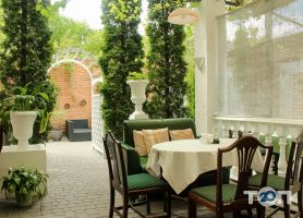 Сад на Європейській, ресторан - фото 2
