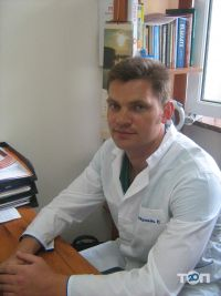 Кузьмич Сергій Володимирович, лікар хірург-проктолог - фото 2