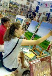 Лавка художника, салон-магазин - фото 3
