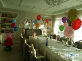 Лелик і Болик, оформлення повітряними кульками - фото 3