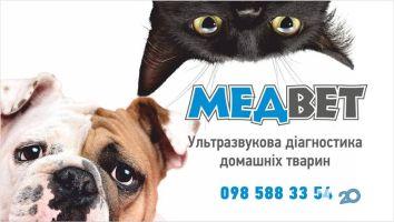 МедВет, узд домашніх тварин - фото 1