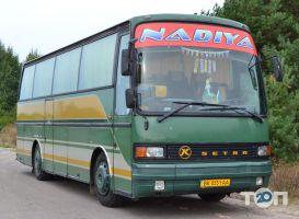 NADIYA, Пасажирські перевезення - фото 1