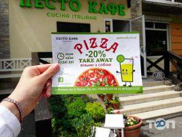 Песто кафе, сімейний ресторан з італійською кухнею - фото 38