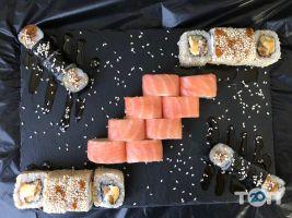 Morimoto Sushi, доставка суші і ролів - фото 20