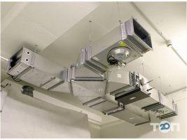 Ромкор, промислова вентиляція та кондиціонування - фото 1
