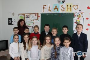 Flash, школа англійської мови - фото 2