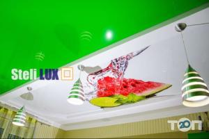 Steli Lux, натяжні стелі фото