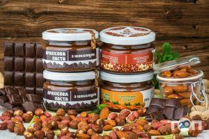 Master Bob, натуральні  пасти з горіхів та насіння - фото 5