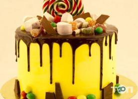 Торти і тістечка на замовлення, кондитерський цех - фото 4