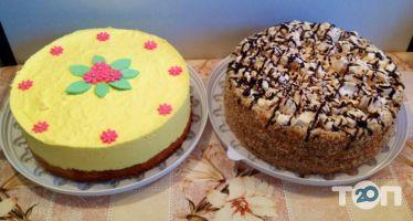 Торти і тістечка на замовлення, кондитерський цех - фото 5