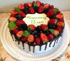 Торти і тістечка на замовлення, кондитерський цех - фото 3