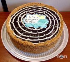 Торти і тістечка на замовлення, кондитерський цех - фото 7