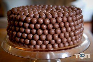 Торти і тістечка на замовлення, кондитерський цех - фото 2