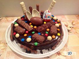 Торти і тістечка на замовлення, кондитерський цех - фото 1