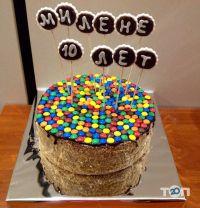 Торти і тістечка на замовлення, кондитерський цех - фото 6