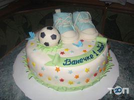 Торти на замовлення - фото 3