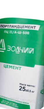 """Цемент """"Зодчий"""" - ТРИМАЄ МІЦНО - фото 1"""