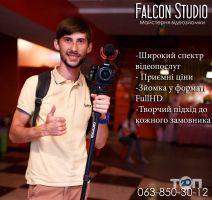 Falcon Studio, майстерня відеозйомки - фото 1