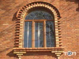 Вікнарі, вікна та двері - фото 15