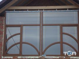 Вікнарі, вікна та двері - фото 11